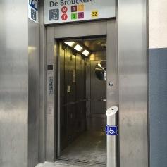 metro-elevator