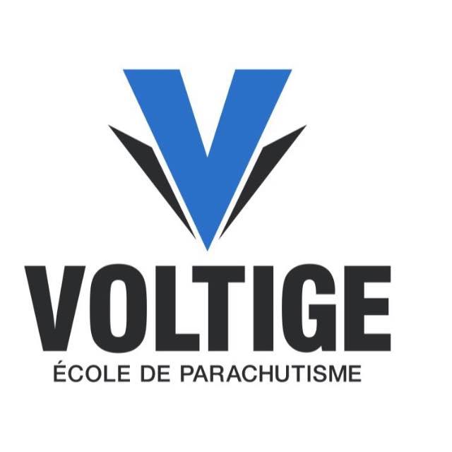 Logo de Voltige, école de parachutisme